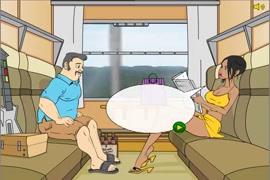 Porno no pretio a foca